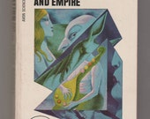 1972 Foundation and Empire Science Fiction Paperback Book, Isaac Asimov.  VF+.  Avon Books
