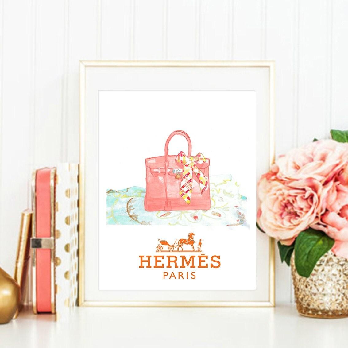 Popular items for hermes birkin on Etsy