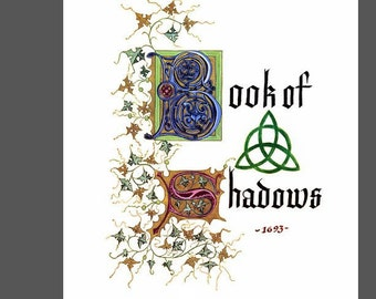Charmed Book of Shadows DOWNLOAD Replica Collection