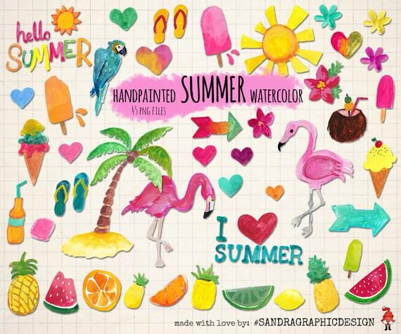 summer clipart etsy - photo #30