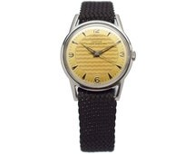 1950s Summer Waves Vintage Croton Manual Wind Watch