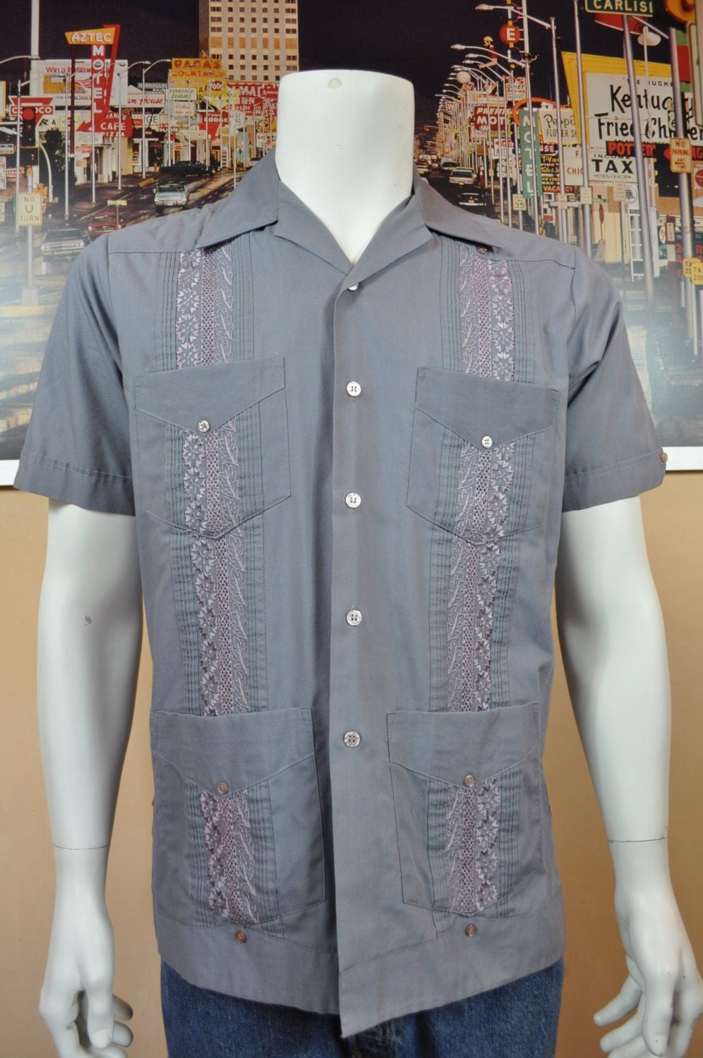 Mens Cotton Polyester T Shirts