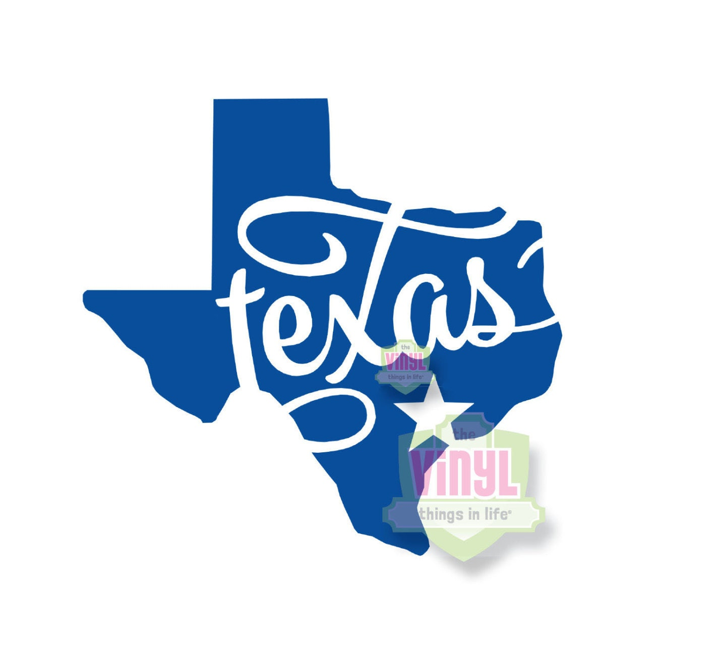 Texas Decal Texas State Sticker State Of Texas Texas Pride