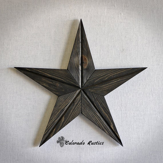 Items Similar To Rustic Star, Rustic Star Décor, Wood Star