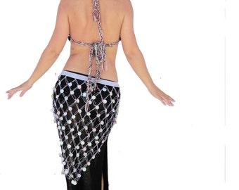 Belly Dancing Belts, Bellydance Costume, Gypsy Belt, Festival Belt, Dancing Belt, Coin Belt, Belly Dance Belt, Tribal Fusion Belts, Turkish