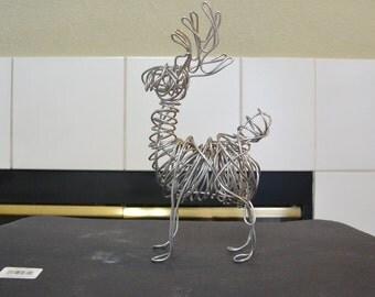 Custom Animal Wire Sculpture