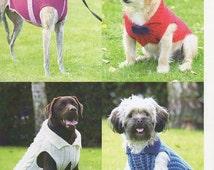 Aran Dog Coat, Wool Dog Coats, Dog Cover, Dog Knitting Pattern, Knitted Dog Coat, Vintage Dog Coats, DIY Dog Coats, Dog Pullover