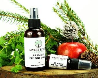 All Natural Pre Poo Spray