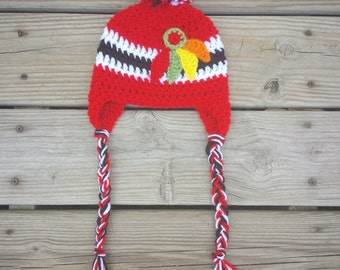 Newborn Hockey Hat Etsy
