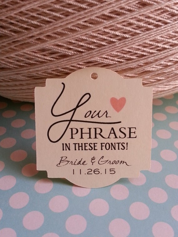 Wedding Favor Tag Wording Examples : favorite favorited like this item add it to your favorites to revisit ...