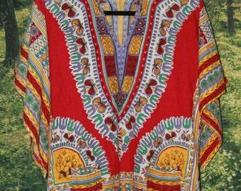 Vintage Bohemian Kaftan