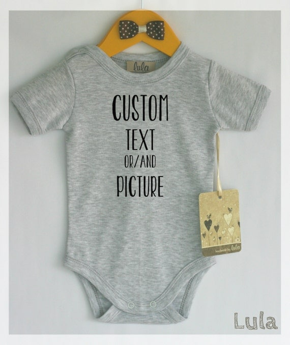 custom baby romper custom quote baby clothes many colors custom baby romper custom quote baby clothes many colors