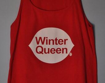 Winterqueen DQ Phish womens lot tank top