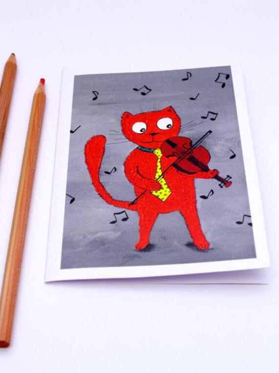 Happy birthday music card greeting cards friend birthday card like this item bookmarktalkfo Choice Image
