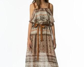 Savannah Silk Dress