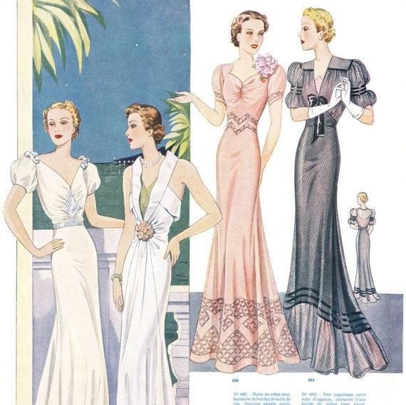 Perfection Summer 1938 PDF - vintage pattern catalog