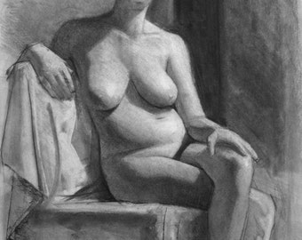 Chae - original drawing (FD 62)