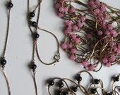 Four  Vintage Japanese Chain Segments