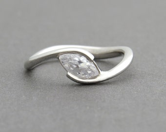 Marquise engagement ring, marquise diamond ring, marquise cut engagement ring, Marquise diamond engagement ring, diamond engagement ring