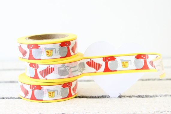 Washi Tape Kitchen Washi Tape Planner Tape Planner Sticker