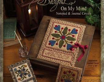 Pattern: On My Mind by Wagons West Designs