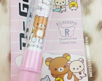 Rilakkuma Pink Shima Shima Everyday  : Dr Grip Ball Pen