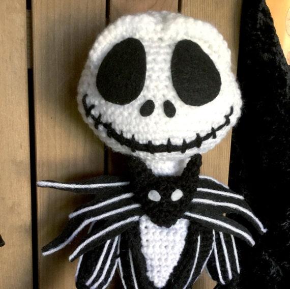 Knitting Pattern Jack Skellington : crochet jack skellington