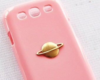 Unique  Case Pink iPhone 6s Plus Phone Cases Pretty  Cases Planet Saturn Hipster Stars Astronomy Sky iPhone 6s Plus Phone Cover
