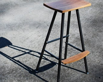 modern industrial bar stool or kitchen stool both durable u0026 comfortable we hand