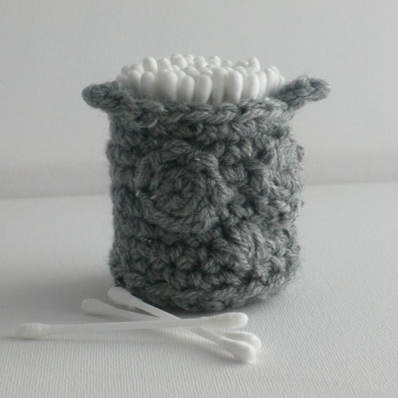 Crochet Owl Basket : Crochet Owl Basket, Bathroom Storage, Bathroom Accessories, Nursery ...
