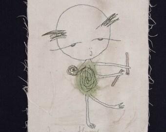 30% OFF Grimm / Embroidery artwork, kawaii