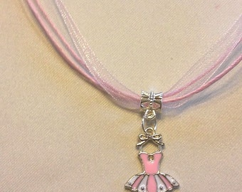 10 Tutu Necklaces Party Favors