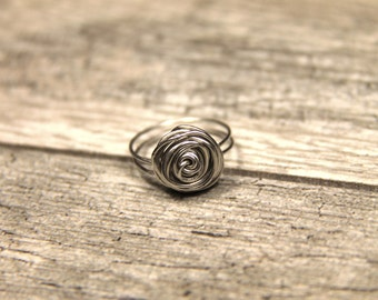 A. Wire Wrap Ring