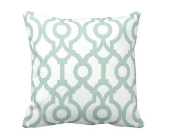 Blue Throw Pillow Cover Decorative Pillow for Couch Light Blue Pillow Cover Cushion Cover Sofa Pillow 22x22 Pillow 24x24 Pillow 20x20 Pillow