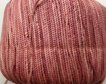 Lang Taris cotton blend DK weight yarn (162 shades of pink)