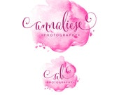 SALE NEW Premade Watercolor Logo and Watermark