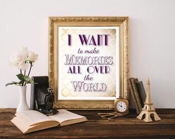 Travel Quote, Travel Printable, Travel Decor,Travel Download Print,Travel Digital Download Travel Typography Travel Print Travel Poster 0072