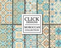 beliebte artikel f r moroccan tile design auf etsy. Black Bedroom Furniture Sets. Home Design Ideas
