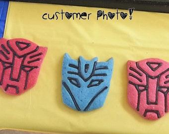 Transformer Cookie Cutter