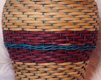 Hand woven Potpourri Vase