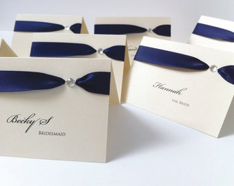 Luxury Place Cards, Name Cards, Place Setting, Wedding Place cards, Luxury Place Cards, Place Names, Party Place Cards