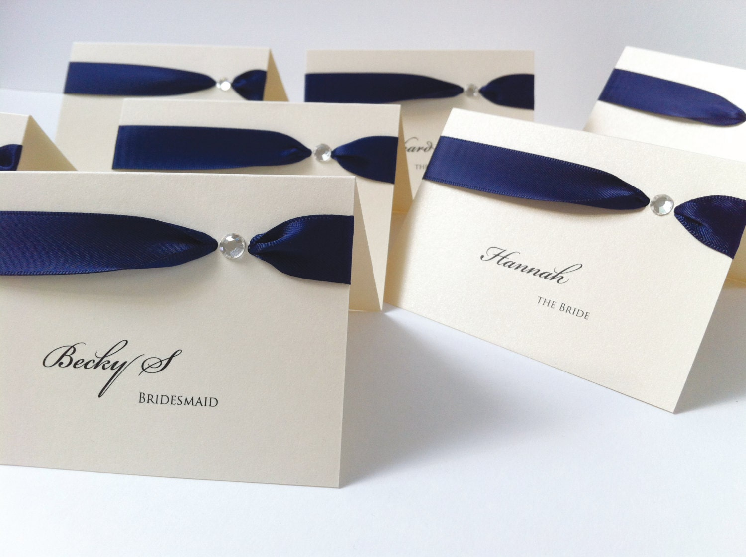 luxury place cards name cards place setting wedding place