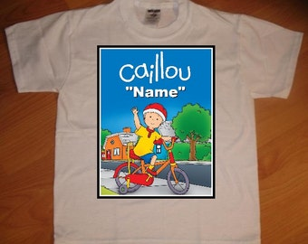 Caillou Personalized T-Shirt