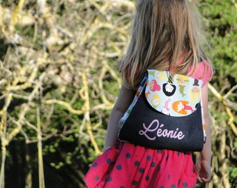 Kindergarten Backpack customizable ON ORDER