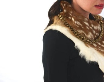 Fawn Scarf and belt