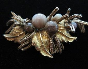 DeMario Leaf Pin