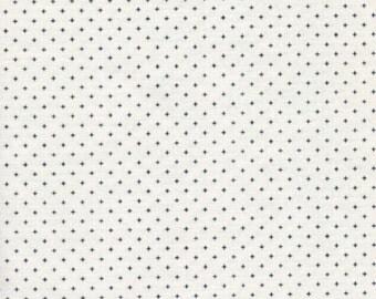 1 Yard Add it up Cotton + Steel  Basics Paper Bandana (4022-2) Bone