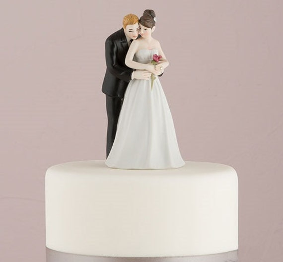 Personalized Wedding Cake Topper Funny Wedding Cake Topper