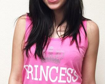 Pink Princess Tanktop