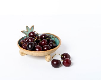 Pomegranate shaped bowl - Rosh Hashanah gift